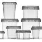 Image de la catégorie Pots Plastiques Large Ouverture