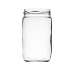 Image de Bocal en verre Normalisé 720ml TO82 transparent