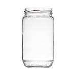Image de Bocal en verre Normalisé 850ml TO82 transparent