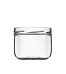 Image de Bocal en verre terrine 450ml TO100 transparent