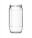 Image de Bocal en verre Prestige 850ml TO82 transparent